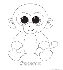 stylish design ty beanie boos coloring pages beanie boo coloring