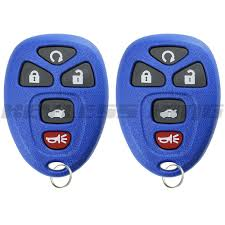2009 lexus is250 key fob battery replacement 2 new blue remote start keyless entry key fob transmitter clicker