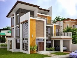 kumpulan contoh model rumah minimalis terbaik desain denah rumah