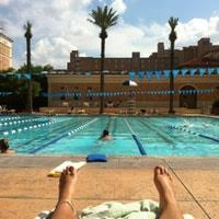 outdoor lap pool gregory gym outdoor lap pool university of texas austin 21st