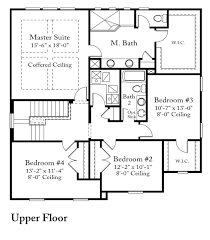 standard pacific floor plans standard pacific homes page 5 crown watergrass