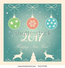merry happy new year lettering stock vector 655613377