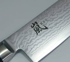 vg10 kitchen knives yaxell ran 69 layers vg 10 damascus micarta handle chef knife