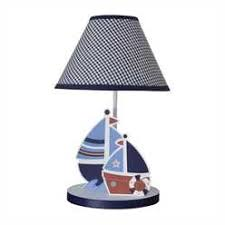 nautical table lamp re purposed anchor lantern nautical lamps
