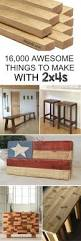 Easy Wood Craft Plans by Best 25 2x4 Wood Projects Ideas On Pinterest Wood Projects Diy