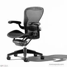 fauteuil a de bureau fauteuil de bureau ergonomique aeron par herman miller