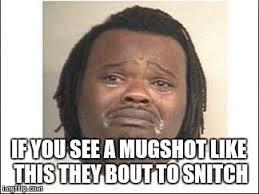 Mugshot Meme - crying black guy imgflip