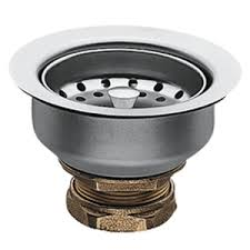 Help Kitchen Sink Lock Nut On Drain Flange Wont Tighten Terry - Kitchen sink strainer