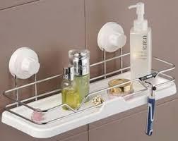 Bathroom Shelf Organizer by Buy Premium Stainless Steel Bathroom Shelf Organizer Suction Cup