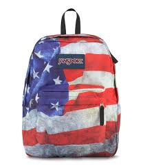 Flag Backpack Jansport High Stakes Backpack American Flag