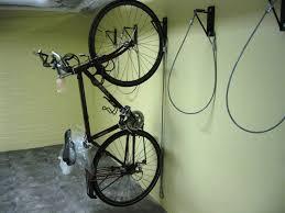Indoor Storage Ideas Homemade Wall Mounted Bike Rack Wall Mounted Bike Rack Ideas