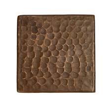 Backsplash Copper Tile From Lowes Canada - Copper tile backsplash