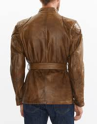 leather jackets four pocket leather jackets for men belstaff official us site