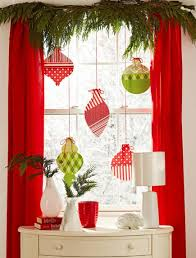 christmas window decorations homey easy christmas window decorations amazing the 25 best ideas
