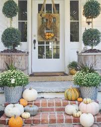 Pictures Of Front Porches Decorated For Fall - best 25 fall entryway ideas on pinterest fall entryway decor