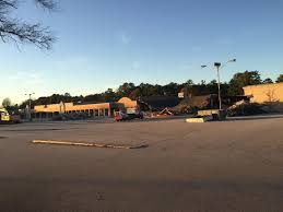 demolition begins for future publix grocery store in fayetteville