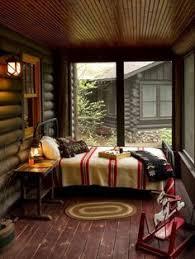 Log Homes Interior Designs Inside A Sophisticated Michigan Cabin Cabin Interior Design
