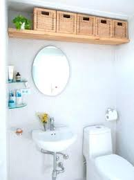 ideas for small bathroom storage small bathroom storage ideas how to decorate a small