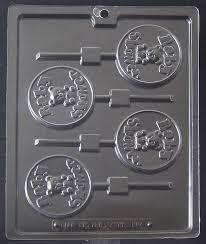 Chocolate Molds Baby Shower Amazon Com Baby Shower Lollipop Chocolate Candy Mold Candy