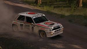 renault 5 rally dirt rally custom liveries mods u0026 tools discussion etc page