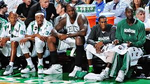 Shaq Bench Celtics Officially Clinch Atlantic Division Celticslife Com