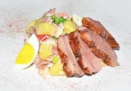 olivier cuisine salad olivier food perestroika
