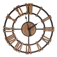 cut out wood wall clock hobby lobby 1290568