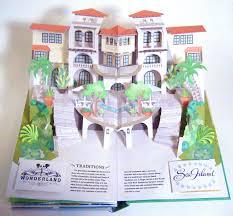 robert sabuda sea island resort pop up book signed by robert robert sabuda