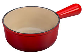 amazon com le creuset of america enameled cast iron open sauce