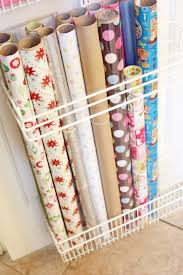 gift wrap storage ideas wrapping paper storage ideas 25 unique gift wrap storage ideas on