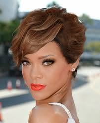 short curly hairstyles rihanna u2013 trendy hairstyles in the usa