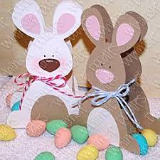 easter bunny baskets 15 paper easter baskets to make with free cut files whatcha