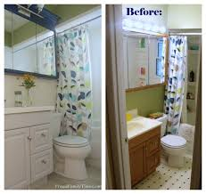 Bathroom Vanity Makeover Ideas by Diy Frugal Bathroom Reno Updating An Old Vanity Frugal Family