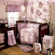 Purple And Green Bedding Sets Nursery Beddings Purple And Green Baby Bedding Sets Also Purple