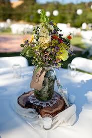 Mason Jar Vases Wedding 214 Best I Do Images On Pinterest Marriage Flowers And Mason