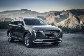 mazda rx suv 2017 mazda cx 9 review big style little power