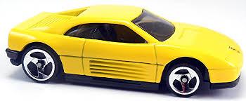 ferrari yellow ferrari 348 72mm 1991 wheels newsletter