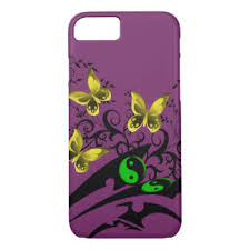 yin yang designs iphone 8 7 cases covers zazzle