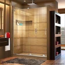 How To Install Sliding Shower Doors Mirage X Sliding Shower Door Dreamline
