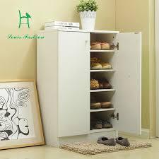 meidasi shoe rack cabinet door entrance hall simple modern