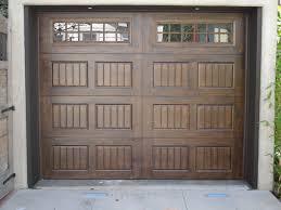 one car garage door home interior design