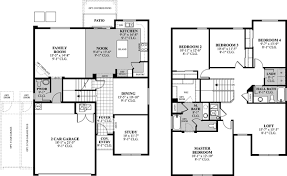Dh Horton Floor Plans Stormcloud At The Petroglyphs New Homes For Sale Dr Horton Homes