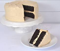 cappuccino cake southern plate