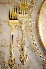 gold flatware rental dining gold flatware solid gold flatware gold flatware