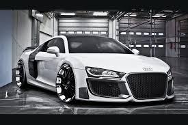 Audi R8 Hybrid - audi r8 virtual design for advanced all electric hybrid