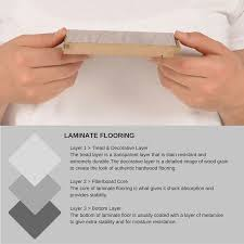 what s the difference between hardwood engineered and laminate
