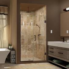 38 Shower Door Dreamline Shdr 243757210 Unidoor Plus 37 1 2 38 Shower Door