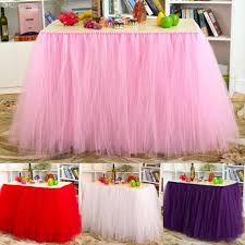 wholesale tulle best wholesale tulle table skirt princess part ballerina party