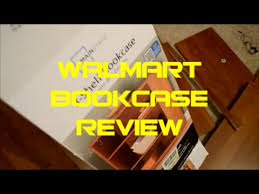 Mainstays 5 Shelf Bookcase Alder Walmart 3 Shelf Bookcase Review Ameriwood U0026 Mainstays Gaming