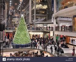 christmas decorations shopping mall stock photos u0026 christmas